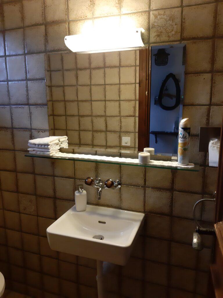 Chalet Conzen, Gäste-WC